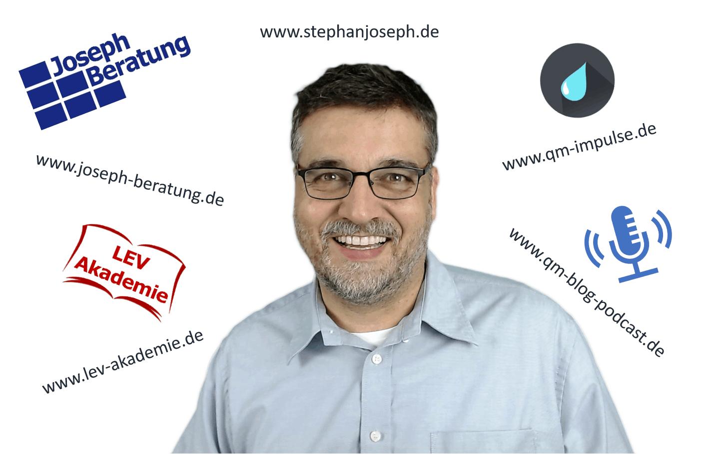 Joseph Beratung - Organisationsentwicklung mit System von Stephan Joseph.