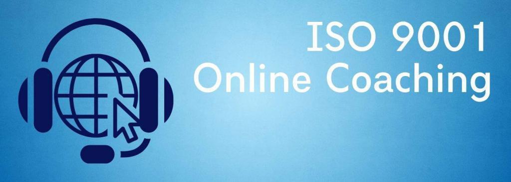 ISO 9001 Online Coaching mit Stephan Joseph via Zoom