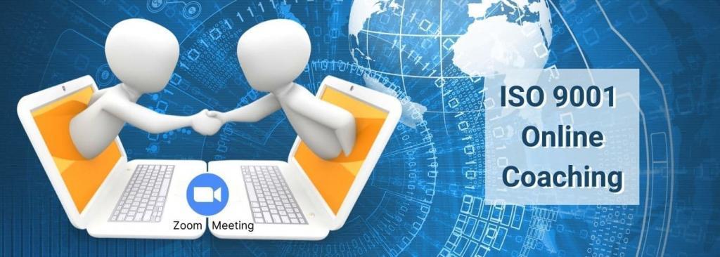 ISO 9001 Online Coaching via Zoom Meeting mit Stephan Joseph